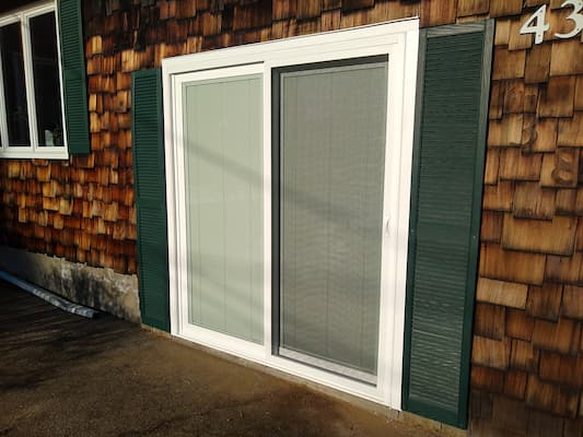 Replacement Patio Door & Storm Door Update Westfield Home