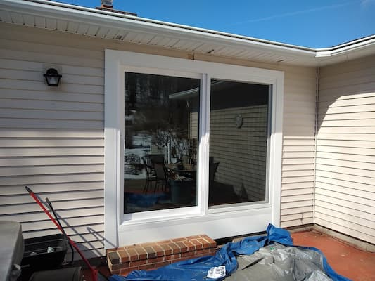 New Windows & Patio Doors Offer Enhanced Mountain View