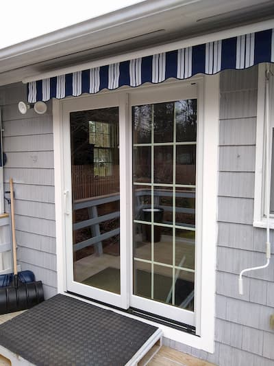 Pittsfield Homeowners Upgrade to Pella Patio Doors