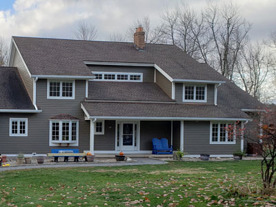 Wood Windows and Doors Transform West Granby Home