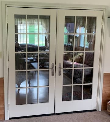 New Wood Window & Door Update Three-Season Porch in Westborough
