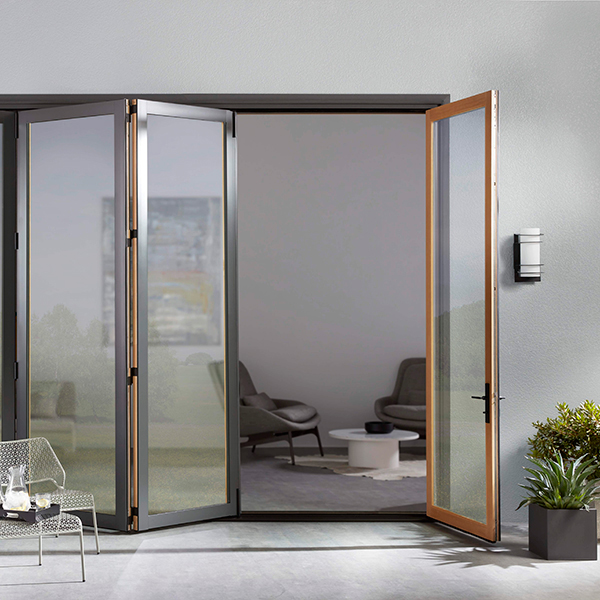 Columbus Bifold Patio Doors