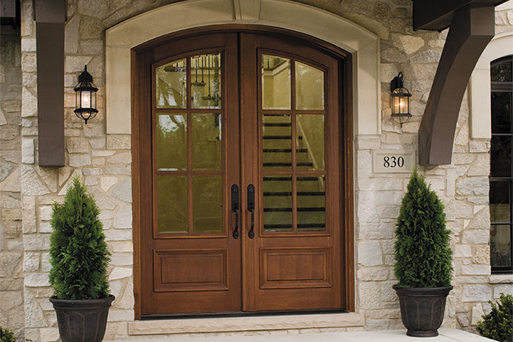Traditional Front Door Trends And Ideas Pella Products Of