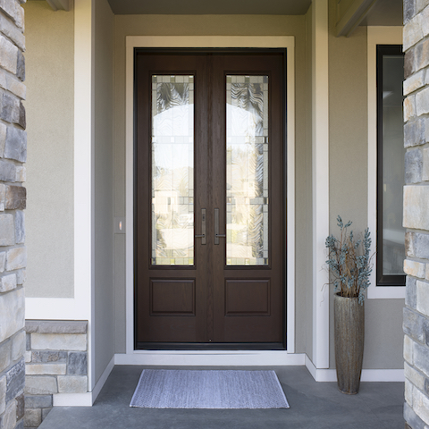 New England Front Entry Doors