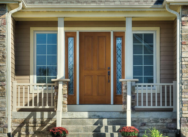 Fiberglass Entry Doors Pella Retail