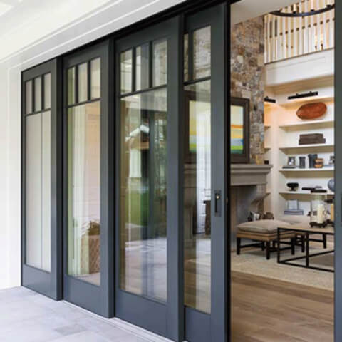 Replacement multi slide patio doors pella retail - How wide are exterior french doors ...