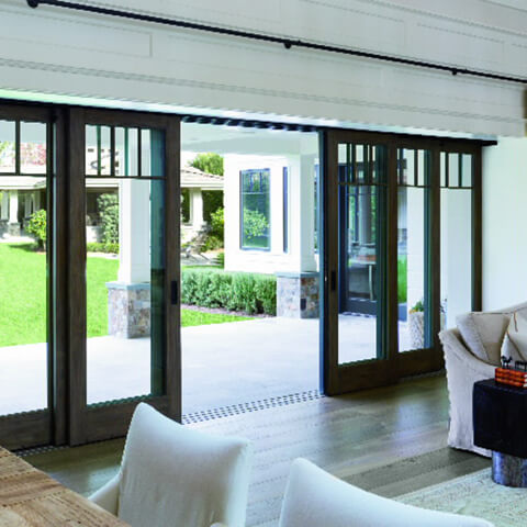 Replacement Multi Slide Patio Doors Pella Retail