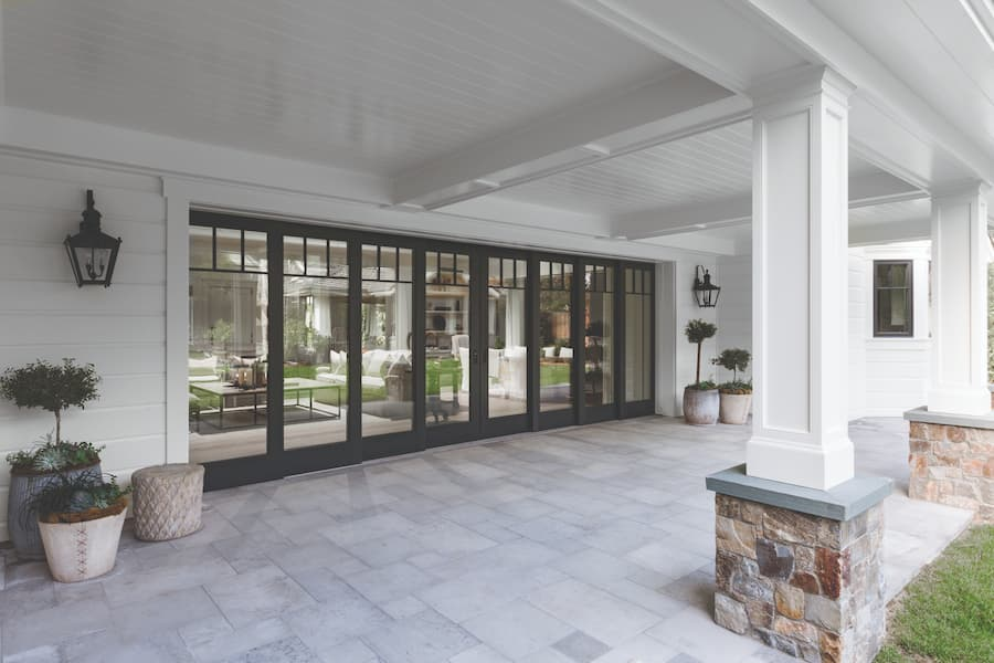 Greensboro Sliding Glass Doors
