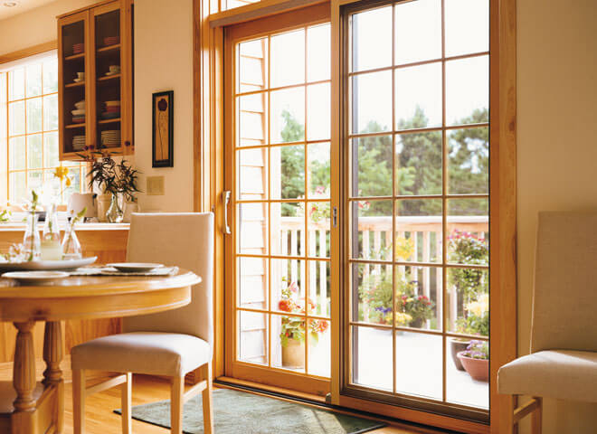 Replacement Sliding Patio Doors - Replacement Sliding Glass Doors - Gliding Patio Doors - Pella Branch