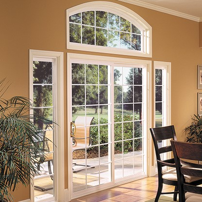 Bentonville Patio Doors