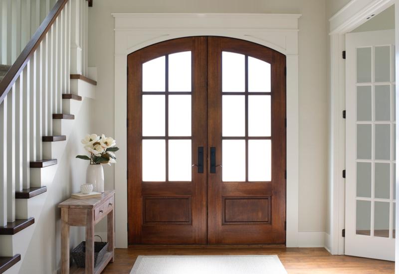 Should I Install a Wood Entry Door? | Pella Branch