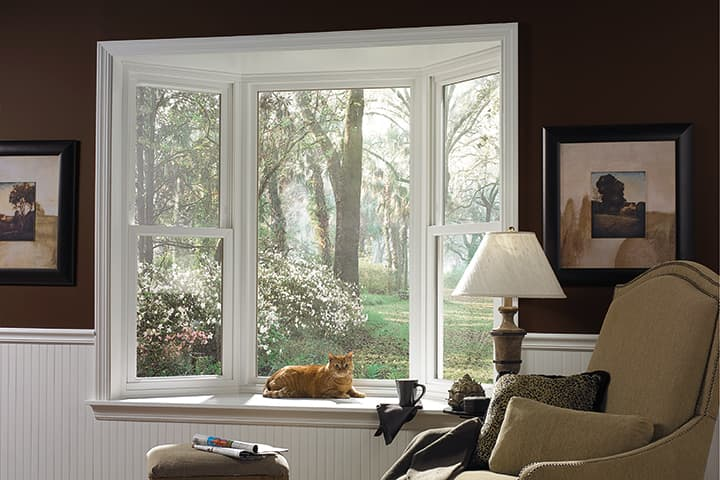 Different Styles of Bay Windows