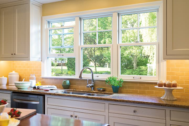 Double-Hung Window 2