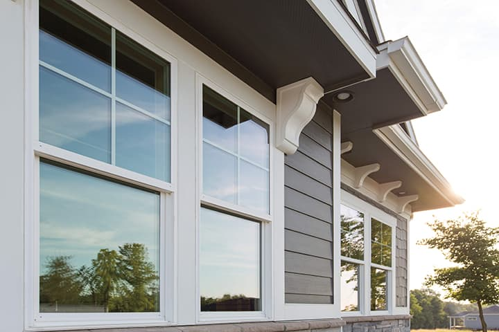 Connecticut Double-Hung Windows