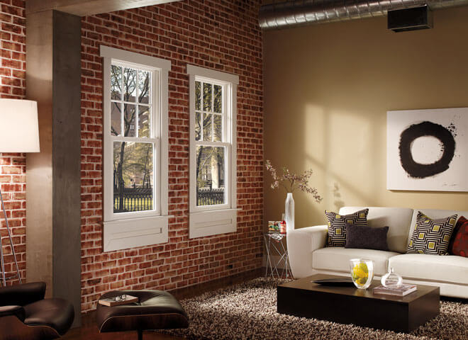 Replacement Single-hung Windows