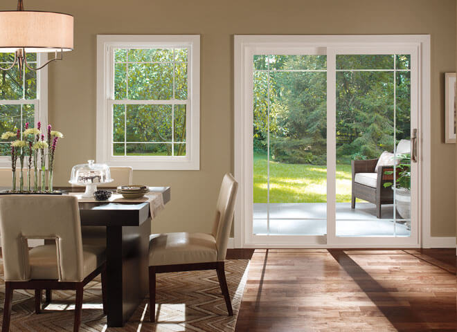 Vinyl Replacement Windows Window Materials Pella Branch