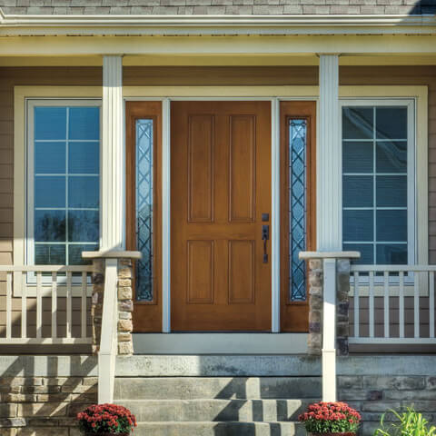 Replacement Front Entry Doors Pella Retail